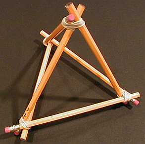 triangle stand